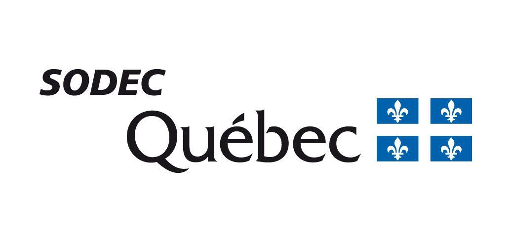 Logo de la SODEC