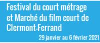 Bouton menant vers la page Festival du court métrage et Marché du film court de Clermont-Ferrand