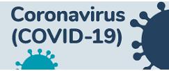Bouton amenant vers la nouvelle Coronavirus (COVID-19)