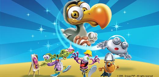 Image du projet de film d'animation Cosmos Le Dodo