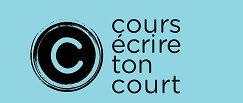 Logo cours écrire ton court