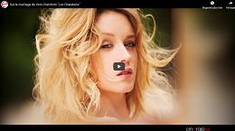 Image menant à une vidéo du tournage du film Les châtelains