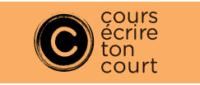 Bouton menant vers la page de Cours écrire ton court 2019-2020