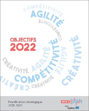Planification stratégique 2018-2020 de la SODEC