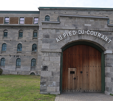 Photo de la Prison Au-Pied-du-Courant