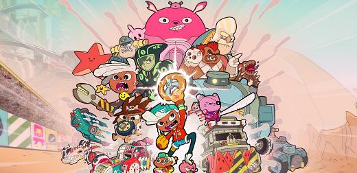 Image du projet de film d'animation Smash Down