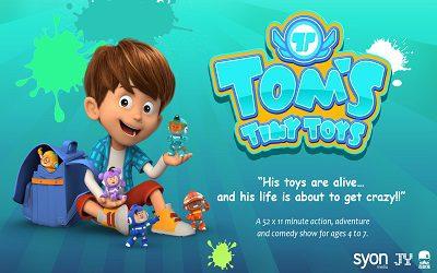 Tom's tiny toys