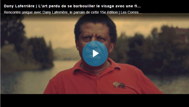 Image menant vers la vidéo profil de Dany Laferrière